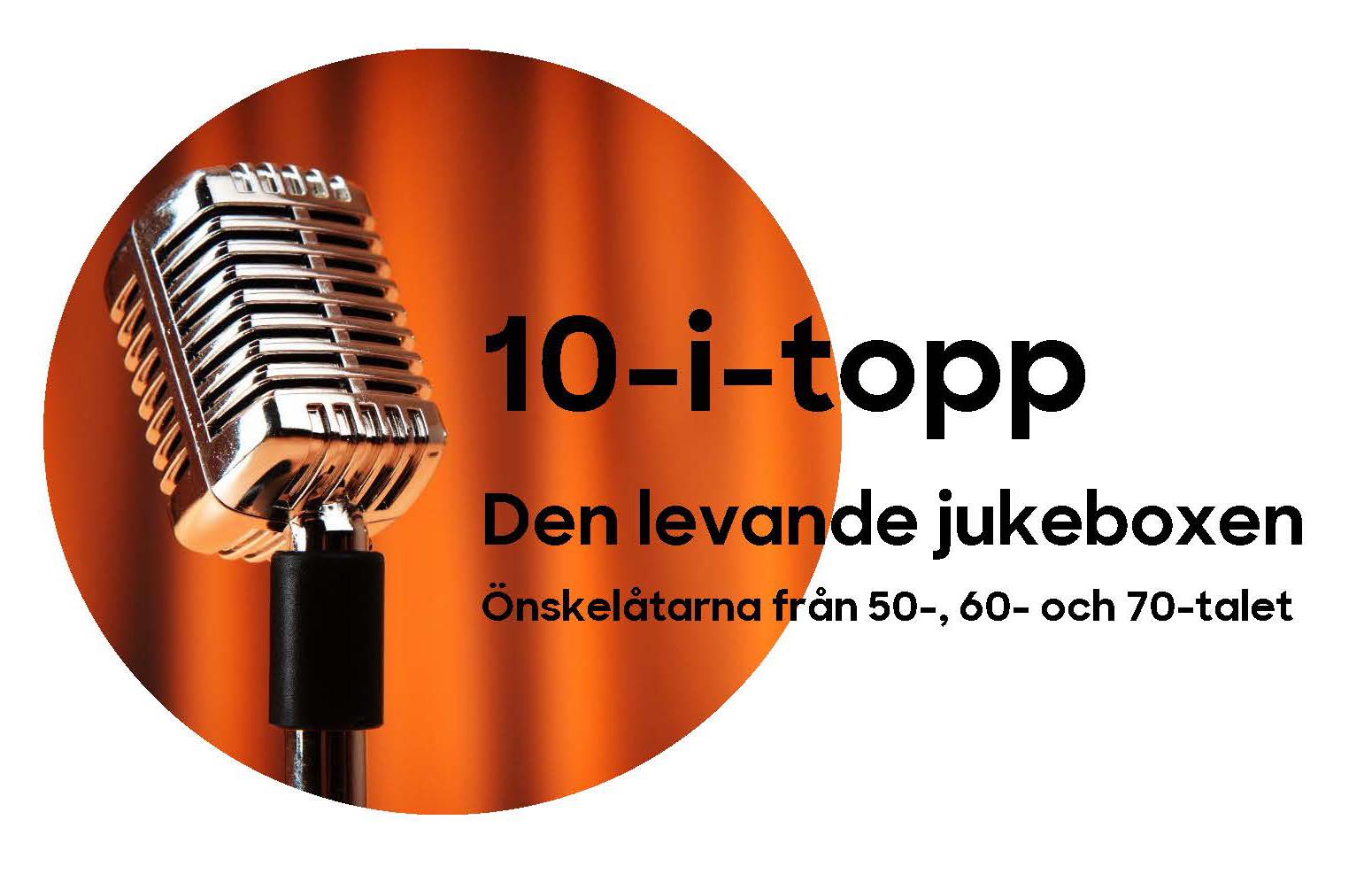 10-i-top - Den levande jukebox