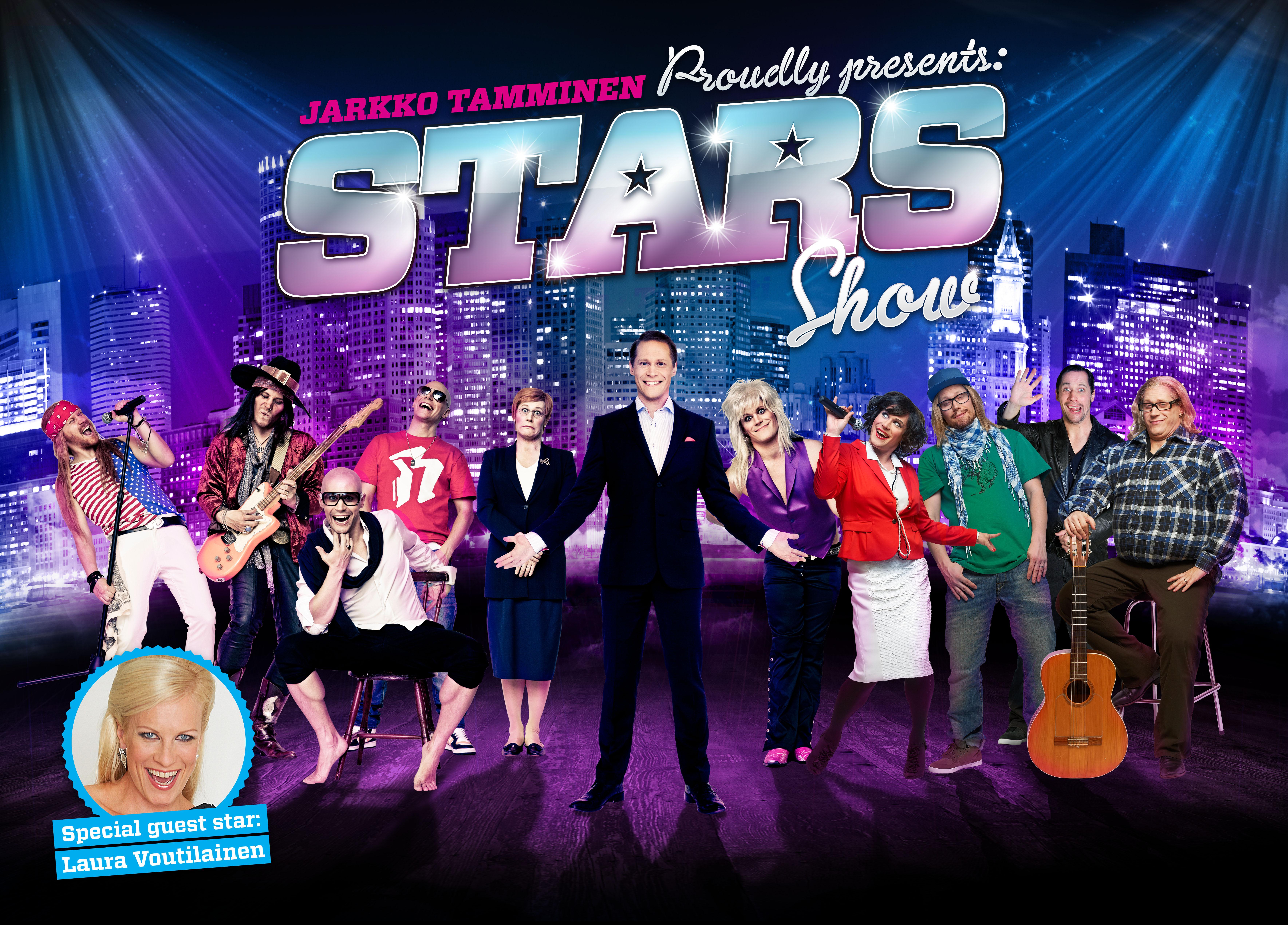Jarkko Tamminen Stars Show