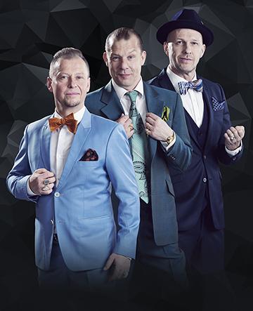 Soulmiehet feat. Tuomas Kauhanen