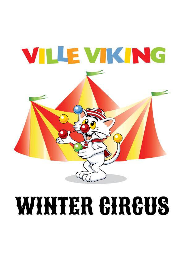 Ville Viking´s Winter Circus