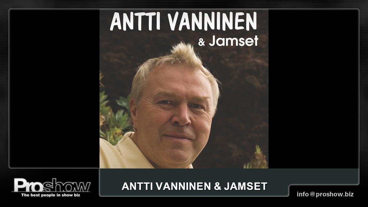 Antti Vanninen & Jamset