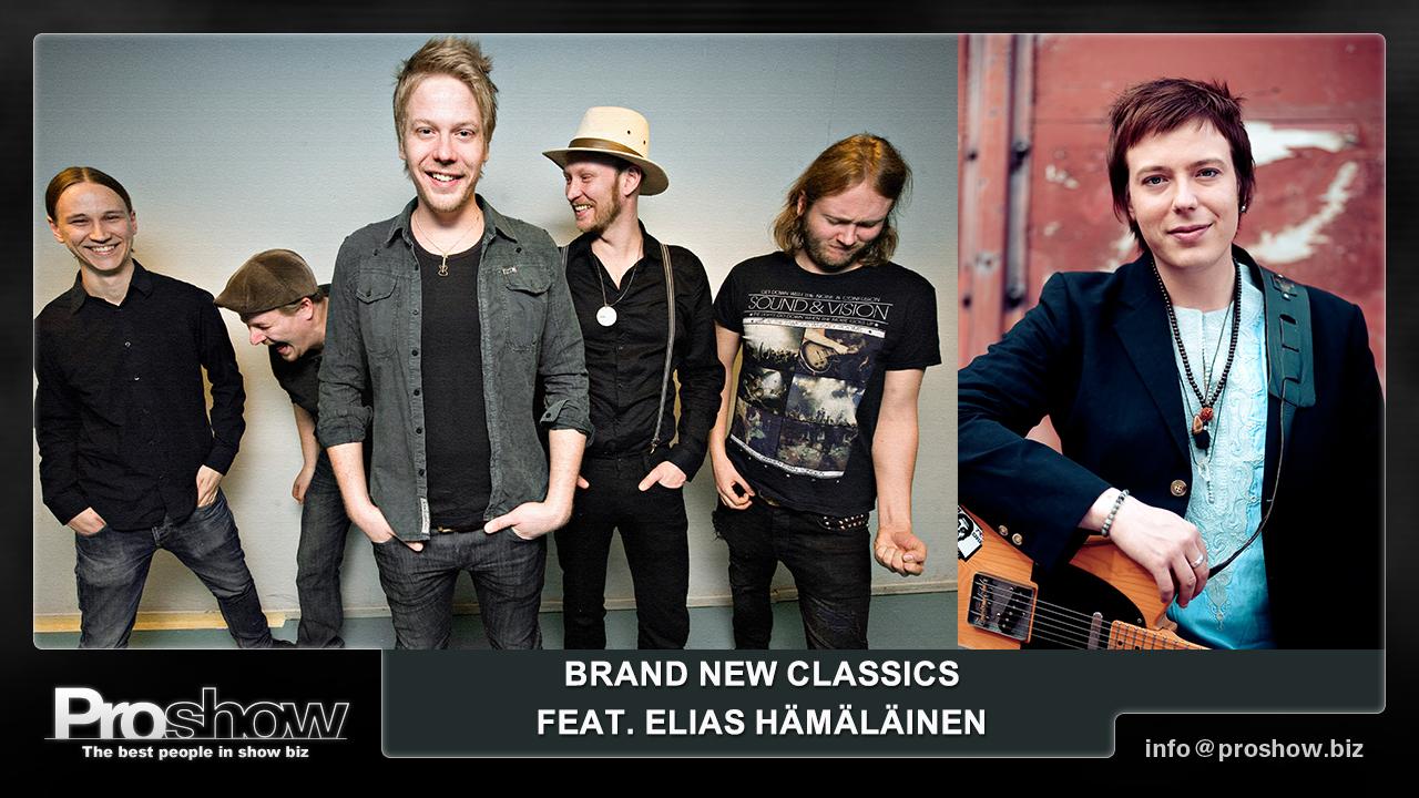 Brand New Classics feat Elias Hämäläinen