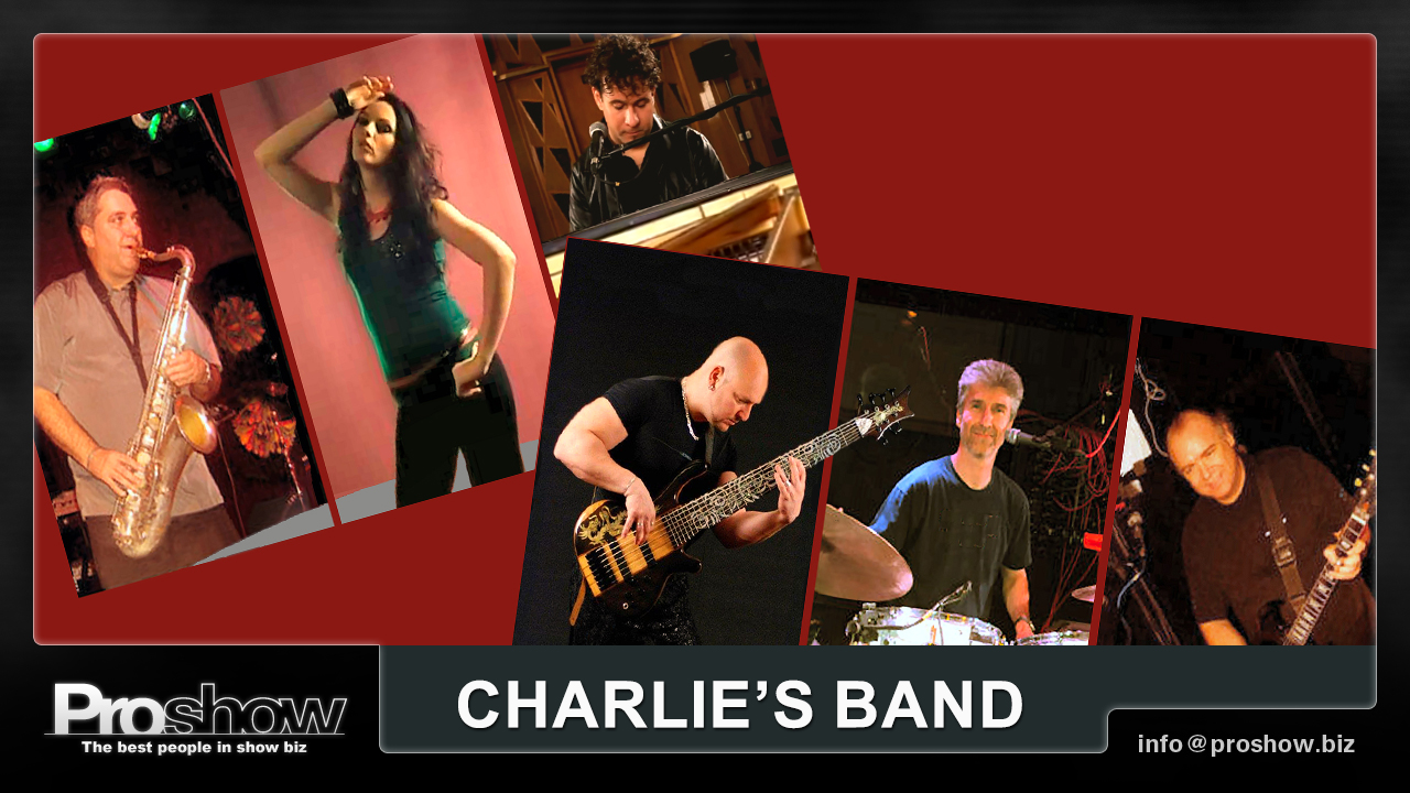 CHARLIES BAND