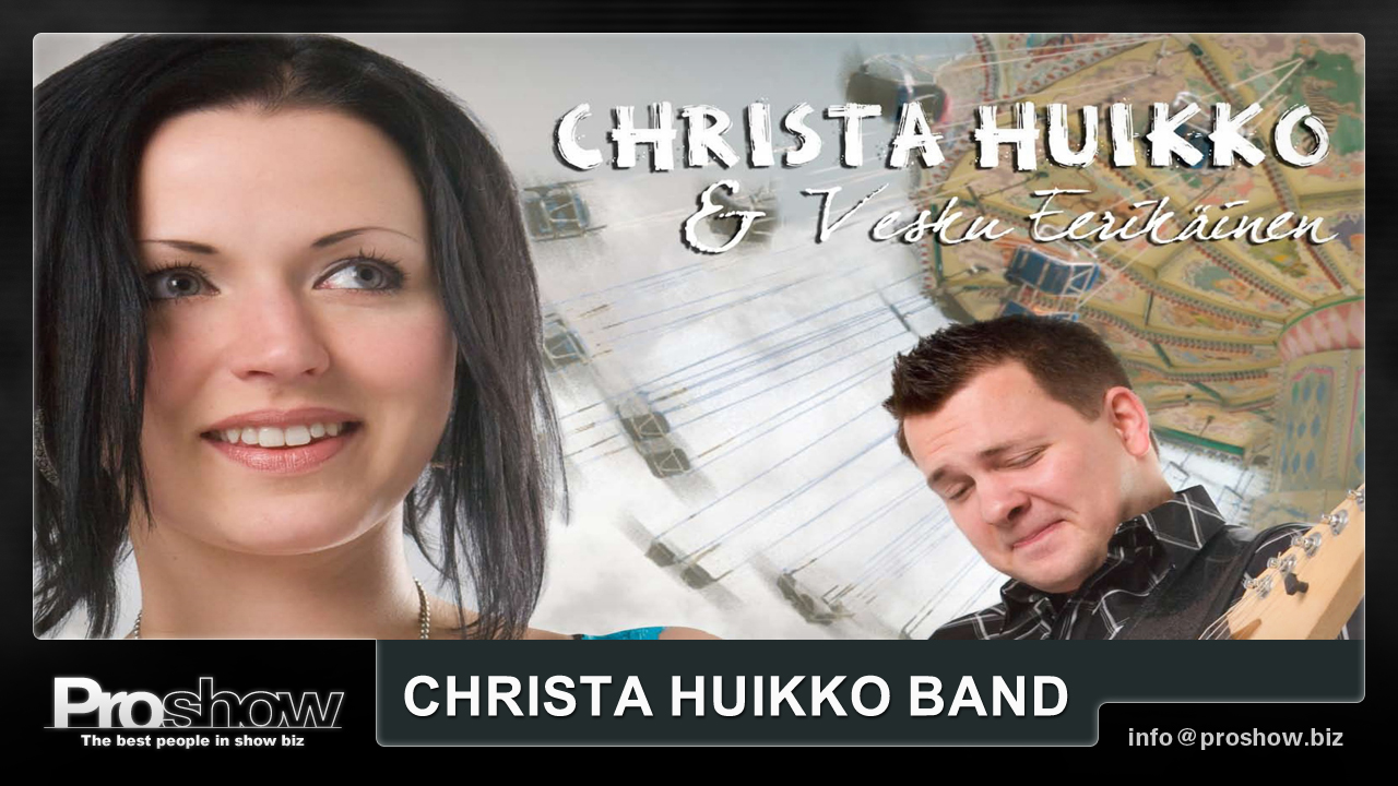 Christa Huikko Band