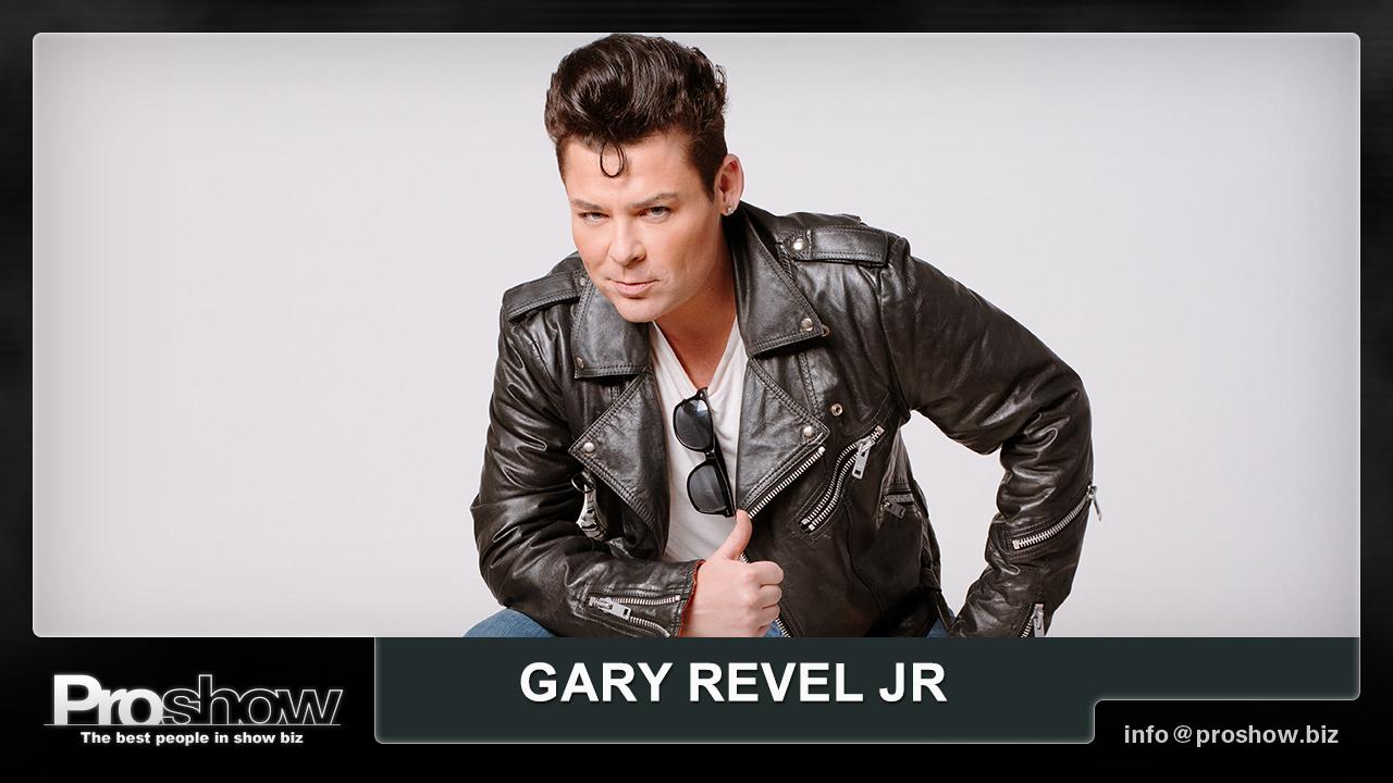 Gary Revel Jr