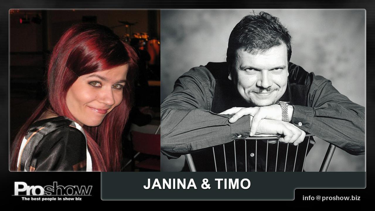 Janina & Timo