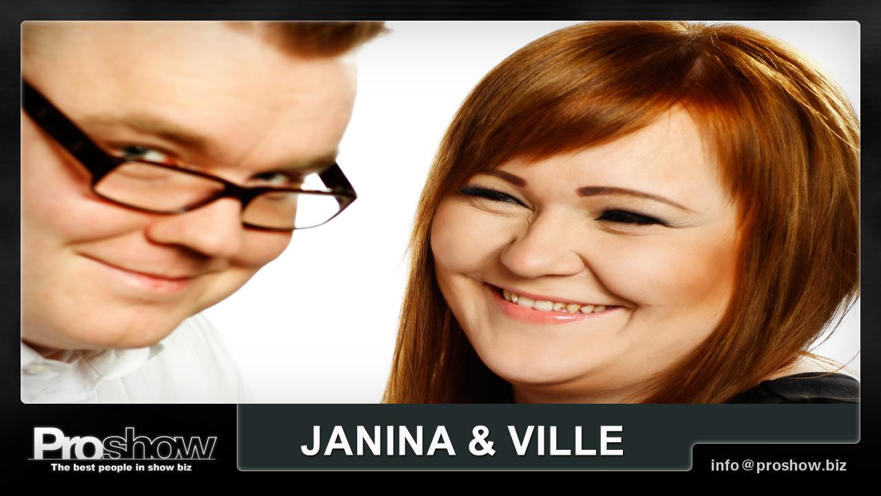 Janiina & Ville