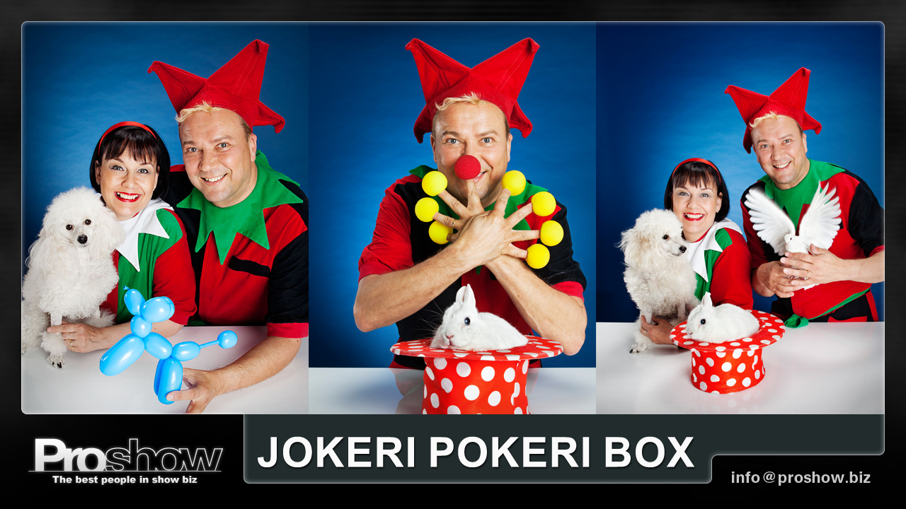 Jokeri Pokeri Box
