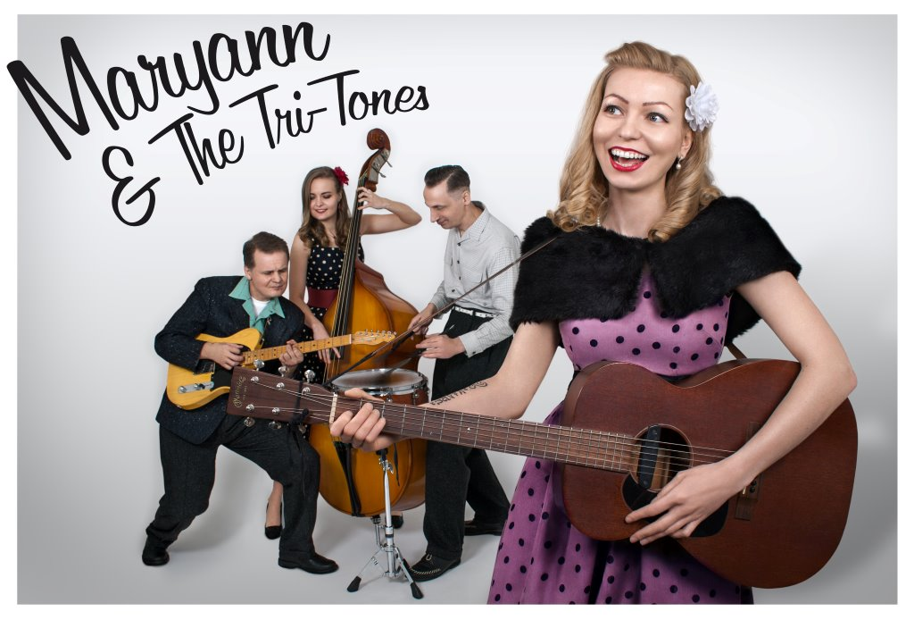 Maryann & The Tri-Tones