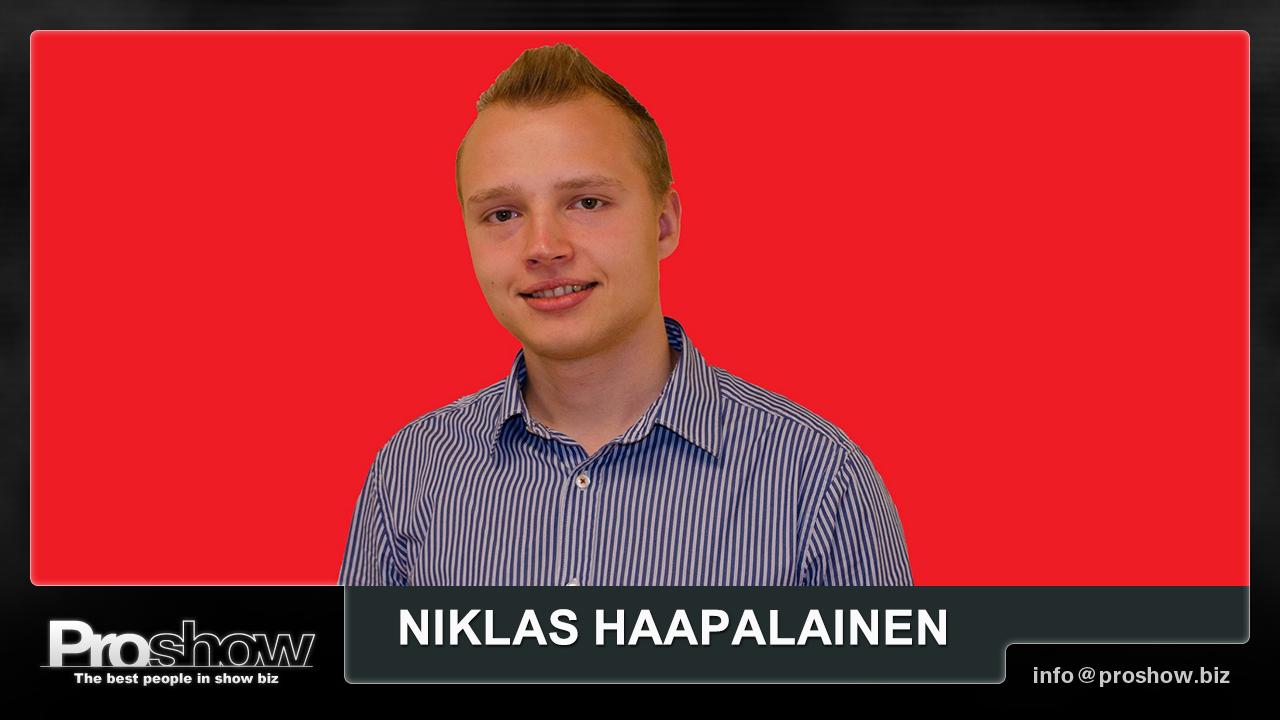 Niklas Haapalainen