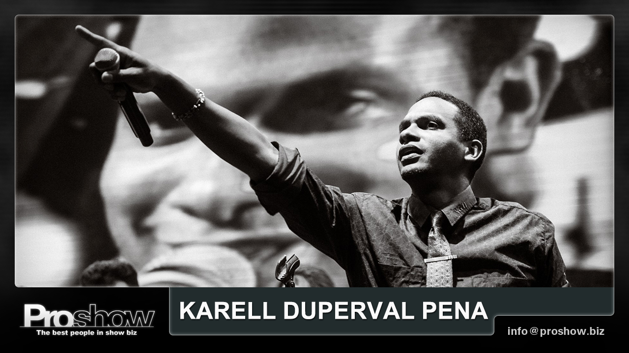 Karell Duperval Pena