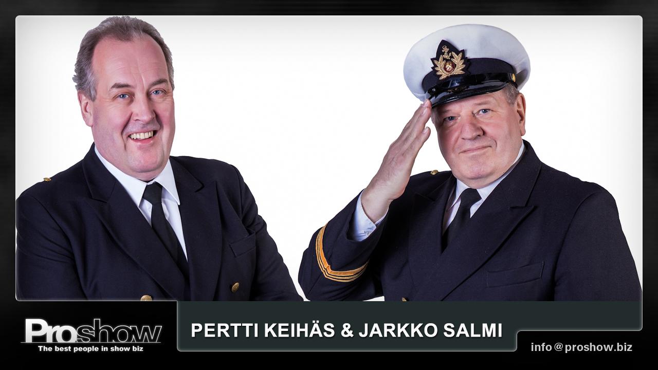 Pertti Keihäs & Jarkko Salmi