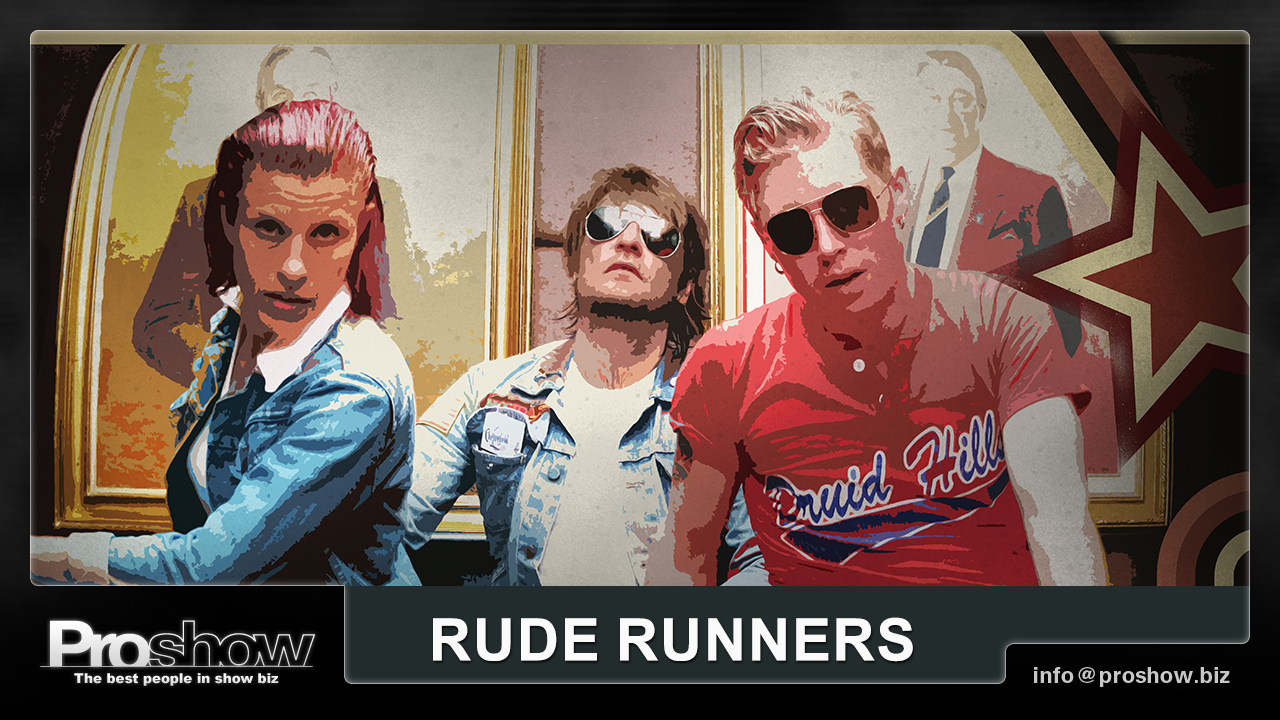 RUDE RUNNERS play HURRIGANES