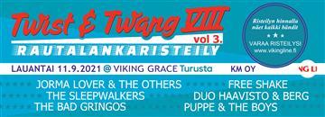 Twist & Twang 8 vol.3