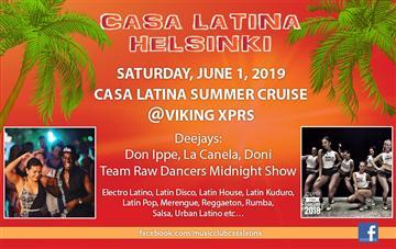 Casa Latina Summer