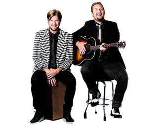 Akustisk afton med Chris & Anton