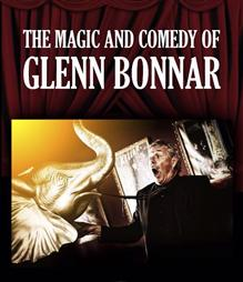 Magic Comedy Glenn Bonnar