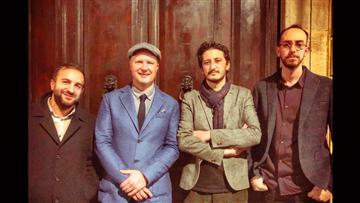 Mikko Gunu Karjalainen Italian Quartet