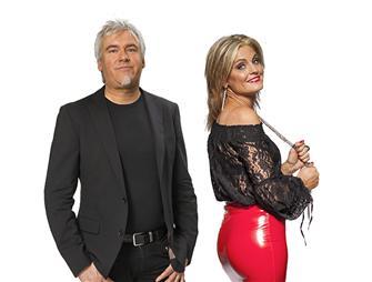 Stefan och Maria Rolf