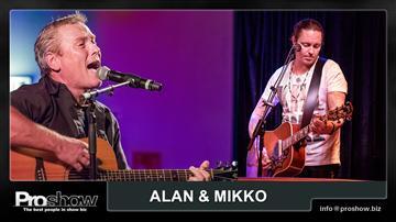 Alan & Mikko