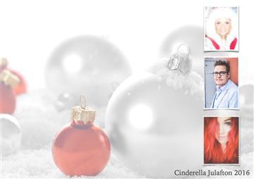 Cinderella Julshow 2016
