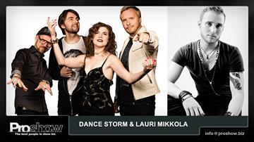 Dance Storm & Lauri Mikkola