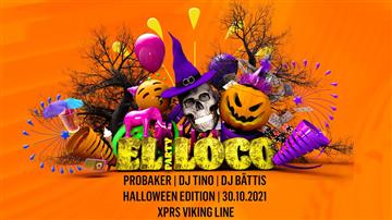 El Loco Halloween Edition