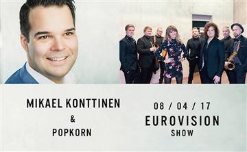 Eurovision show feat Mikael Konttinen