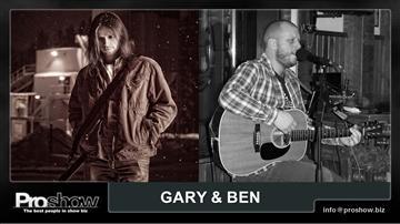Gary & Ben