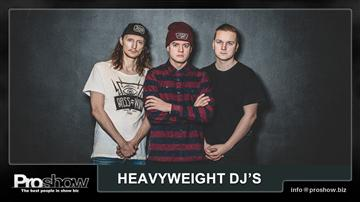 Heavyweight Dj's