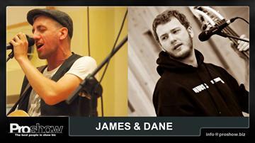 James & Dane