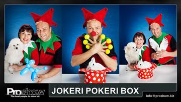 Jokeri Pokeri Box