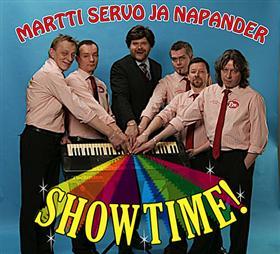 Martti Servo & Napander