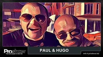 Paul & Hugo