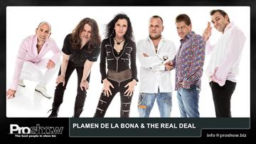Plamen De La Bona & The Real Deal
