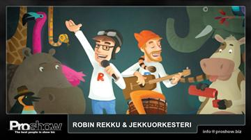 Robin Rekku & Jekkuorkesteri