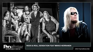 Rock & Roll Sensation and MIKKO HERRANEN