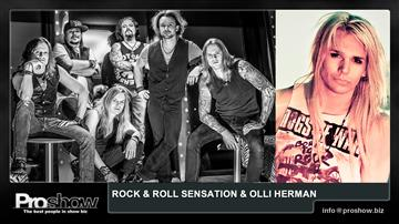 Rock & Roll Sensation & Olli Herman