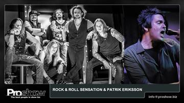Rock & Roll Sensation & Patrik Eriksson