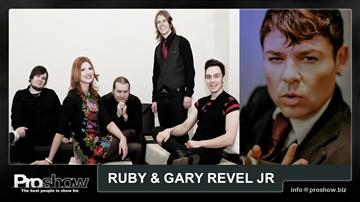 Ruby & Gary Revel Jr