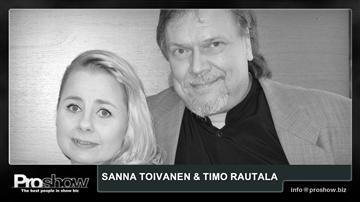 Sanna Toivanen & Timo Rautala