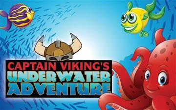 Captain Viking Underwater Adventure 2020