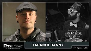 Tapani Kangas & Danny Gebeshev