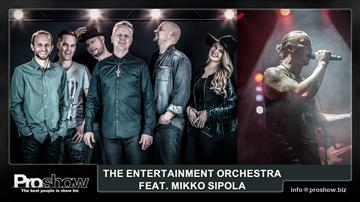 The Entertainment Orchestra & Mikko Sipola