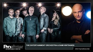 The Entertainment Orchestra & Sami Hintsanen