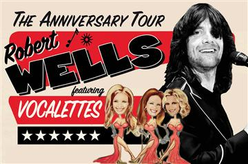 Robert Wells & The Vocalettes