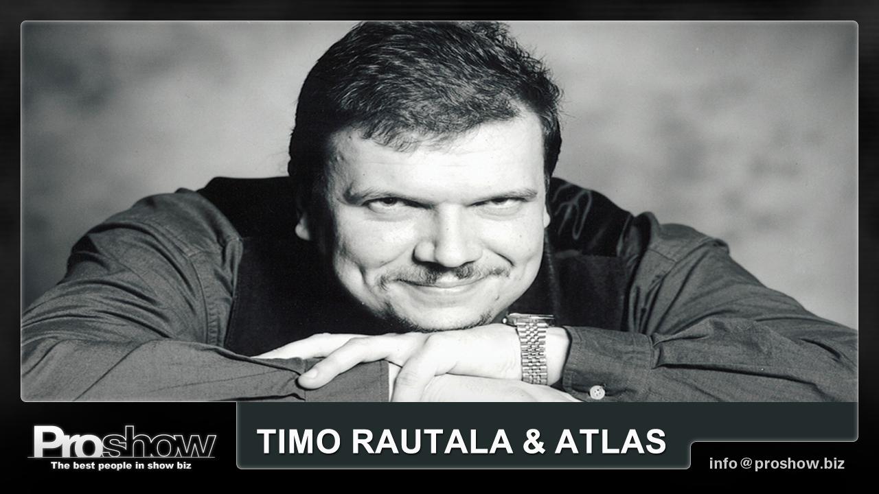 Timo Rautala & Atlas