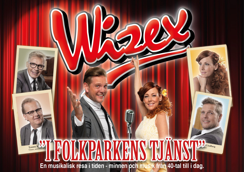 """Wizex - """"I folkparkens tjänst"""""""